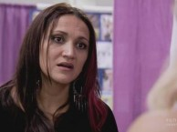 """Auti confronts Chelsie over leaving Colors """"N' Motion to form her own dance team."""
