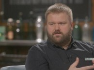 """The Walking Dead"" Creator Robert Kirkman talks about the importance of the freedom to push boundaries on a zombie show."