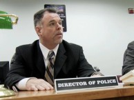 Director of Police, Garry McCarthy is reaching out to Newark citizens to better community relations.