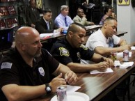 Police Director Garry McCarthy appeals to his police force in dealing with Newark's tight budget constraints.