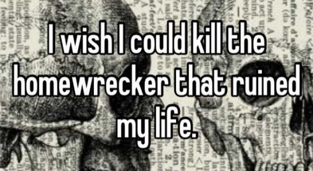 10 Homewrecking Secrets Too Devastating to Share, From Whisper