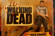 Zombie Fans: Win a Rick Grimes action  figure