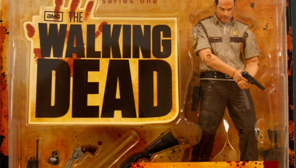 Hey, Zombie Fans! Enter for a Chance to Win a Rick Grimes Action Figure