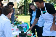 """DREAM SCHOOL"" Summer Recipe: Celeb Chef Roy Choi's Salsa Verde"