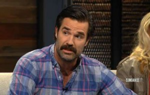 Panelists Rob Delaney, Jim Norton and Mandy Stadtmiller discuss how Twitter might be the best social media platform with host Neal Brennan.