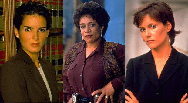 "Order In the Court! Who Is Your Favorite ""Law & Order"" Actress?"