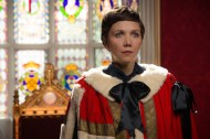"4 Questions with ""THE HONORABLE WOMAN"" Star Maggie Gyllenhaal"