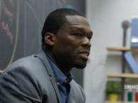 50 Cent, muti-platinum award winning recording artist and entrepreneur, surprises the students at DREAM SCHOOL: NYC.