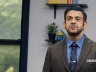 Class is in session with Adam Richman, who plans to teach the students about urban gardening.
