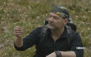 Les Stroud explains how to determine which plants are poisonous in the wilderness.