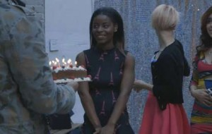 The students get treated to a school dance, and they surprise Princess with a cake for her 18th birthday.