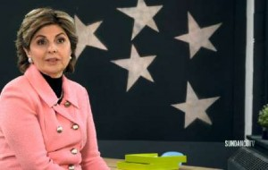 American civil rights lawyer Gloria Allred engages the students in a debate about abortion.