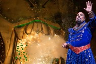 "Expert Opinion: Broadway's Genie from ""Aladdin"" on Big Movie Musicals"