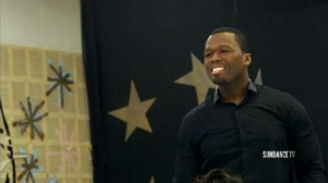 50 Cent drops by to encourage the students to ace their final exams.