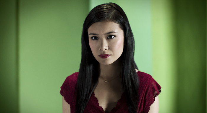 "One Child - 6 Questions with ""ONE CHILD"" Star Katie Leung ..."