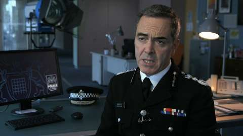 James Nesbitt talks his driven but ruthless character and working with Brit Marling and Danny Boyle.