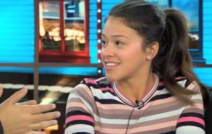 Golden Globe winner Gina Rodriguez talks her 2012 Sundance hit, Filly Brown.