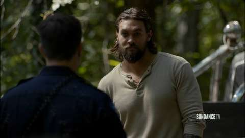 Jason Momoa and Martin Henderson are back in Season 2 of THE RED ROAD, premiering this April on SundanceTV.