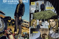 """Breaking Bad"" Fans: Here's Your Chance to Win the ""Breaking Bad"" Comic Book"