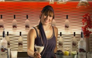 Grey Goose bartender Emily M. George discusses what drew her to hospitality.