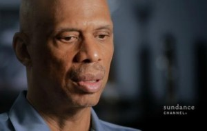 On the basketball court, Kareem Abdul-Jabbar was one of the best athletes of his time.