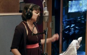 Norah Jones records a track for Seth MacFarlane's film debut, TED.