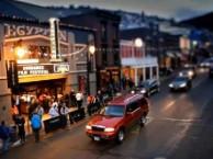 Explore Park City during the Sundance Film Festival.