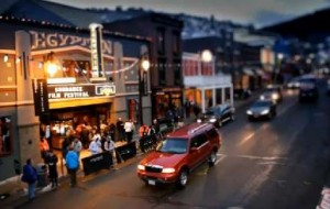 Explore Park City during the Sundance Film Festival.