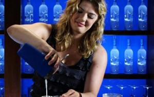 Lauren Mote talks about raising the bar as a cocktail scientist. Presented by Grey Goose Entertainment.