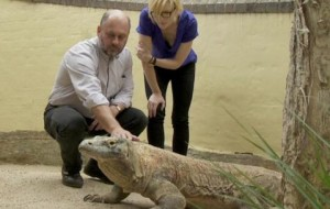 Cate Blanchett and Tim Flannery confront the world's deadliest beast!