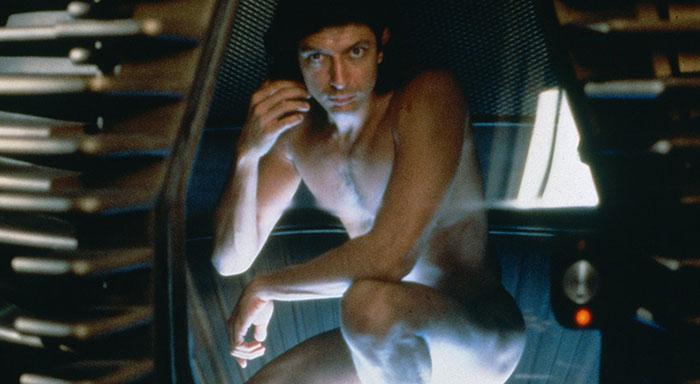 Jeff Goldblum in The Fly