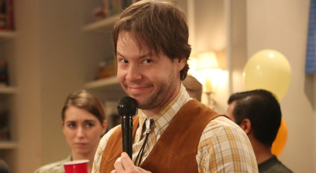 """BEHIND THE STORY"" Poll: Which Impression by ""The Mindy Project"" Star Ike Barinholtz is the Funniest?"