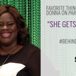 Retta Behind the Story Parks and Recreation meme