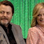 Nick Offerman Amy Poehler Behind the Story Parks and Recreation