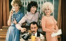 Jane Fonda, Lily Tomlin, Dolly Parton and Dabney Coleman in 9 to 5