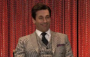 Jon Hamm, Elizabeth Moss, Christina Hendricks and the cast discuss Mad Men's seven season success and what they're feeling as they prepare for the series finale.