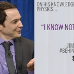 Jim Parsons Behind the Story Big Bang Theory