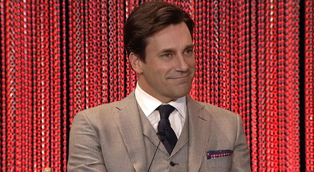 Jon Hamm Behind the Story Mad Men