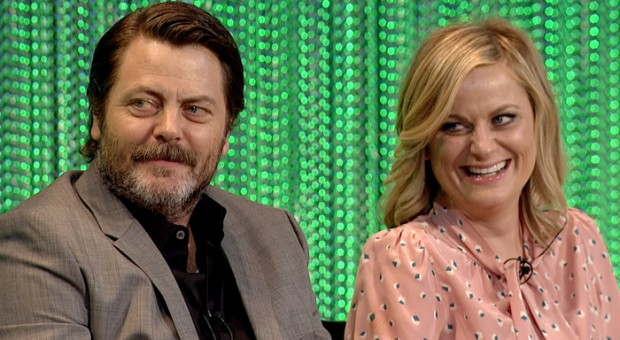 Nick-Offerman-Amy-Poehler-Behind-the-Story-Parks-and-Recreation-Episode-700x384