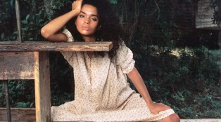 THE RED ROAD Lisa Bonet Angel Heart
