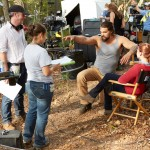 Jason Momoa and Allie Gonino THE RED ROAD 203 Intruders