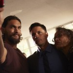 Jason Momoa and Martin Henderson THE RED ROAD 202 Graves
