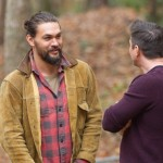 Martin Henderson and Jason Momoa THE RED ROAD 205 The Hatching