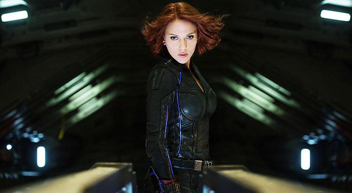 Scarlett Johansson Avengers Age of Ultron