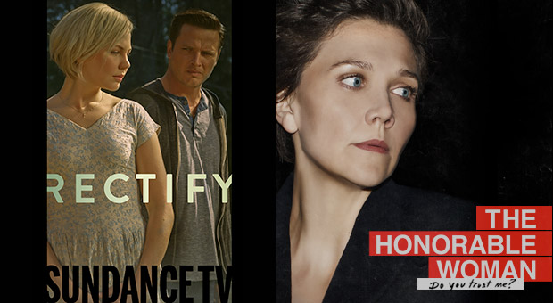 "SundanceTV's ""RECTIFY"" and ""THE HONORABLE WOMAN"" Win Peabody Awards"