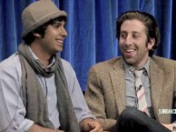Kunal Nayyar and Simon Helberg talks about their favorite moments together as Raj and Howard from The Big Bang Theory.