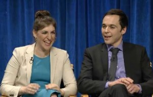 Emmy-winning actor Jim Parsons and the cast of The Big Bang Theory share their favorite stories.