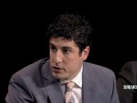 Jason Biggs discusses Larry and Piper's turbulent relationship.