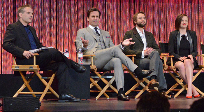 Cast of Mad Men Michael Schneider Interview Behind the Story