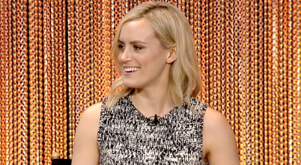 Taylor Schilling Behind the Story Orange is the New Black